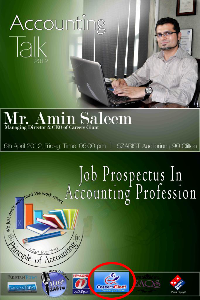 Accounting TAlk 2012-Amin Saleem
