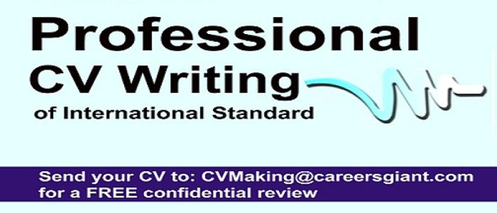 CV Writing-2018